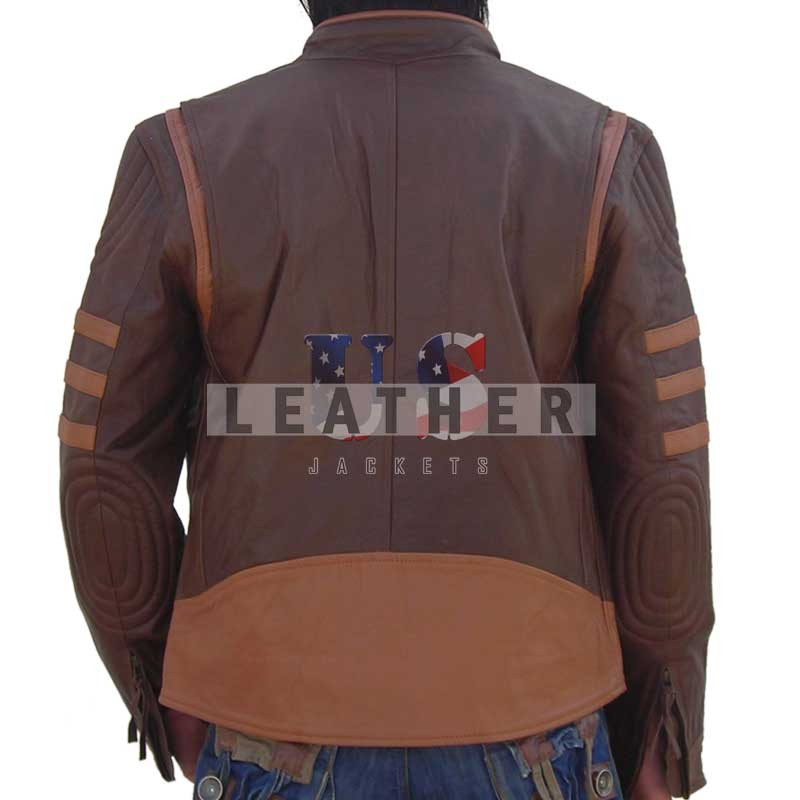 Replica film leather jackets
