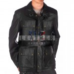 Curious Case of Benjamin replica leather jacket,  movies leather jacket,  replica movies jacket,  replica leather jackets