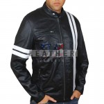 fashion leather jackets, Driver San Francisco Leather Jacket, Driver San Francisco game, game costumes, game costume store, game costume shop, game custom made, driver san francisco review