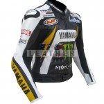 Yamaha Monster Ben Spies Motorcycle Leather jacket,  Yamaha monster Racing Motorcycle Men Leather jacket,  Yamaha Petronas leather jacket,  Ben Spies jacket,  Ben Spies racing jacket,  Ben Spies Yamaha leather jacket