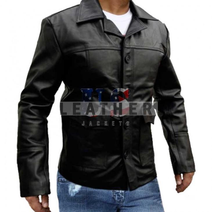 hitman Leather Jacket,  movies leather jacket,  movie replica jackets,  replica movie jackets,  replica movie costumes,  leather jackets movies,  vintage leather clothing,  movie replica clothes