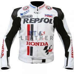 racer leather jackets, Honda Repsol 40th Anniversary Leather Jacket,  Honda Repsol leather jacket,  Honda leather jackets,  Repsol leather jacket,  Genuine leather jacket,  motorcycle leather jacket