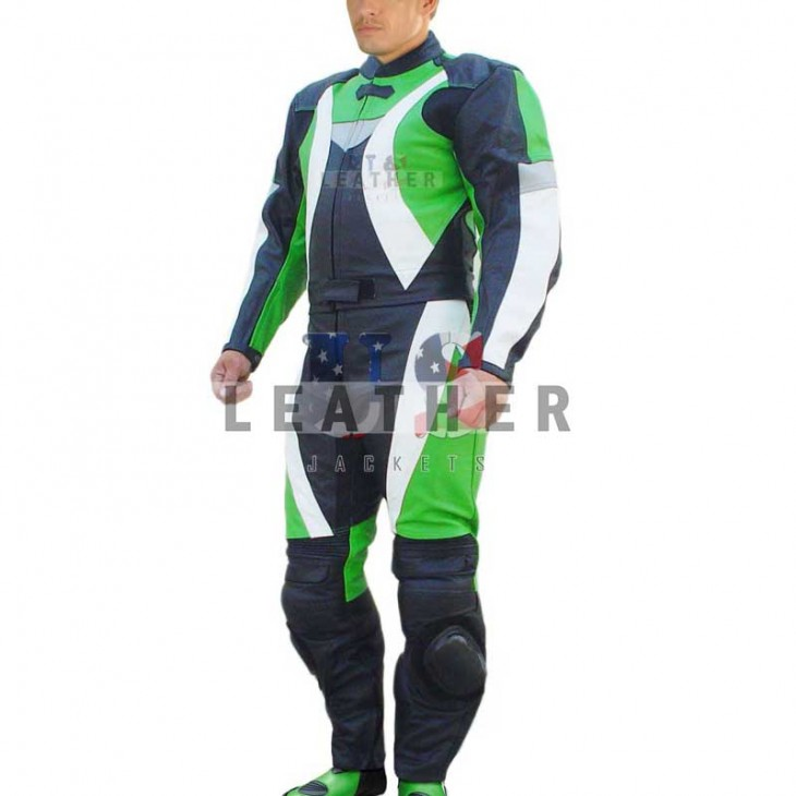 racer leather jackets, Biker Green leather suit,  motorcycle leather suit,  motorcycle leather suits,  motorcycle leather suit repair,  motorcycle leather suits for sale