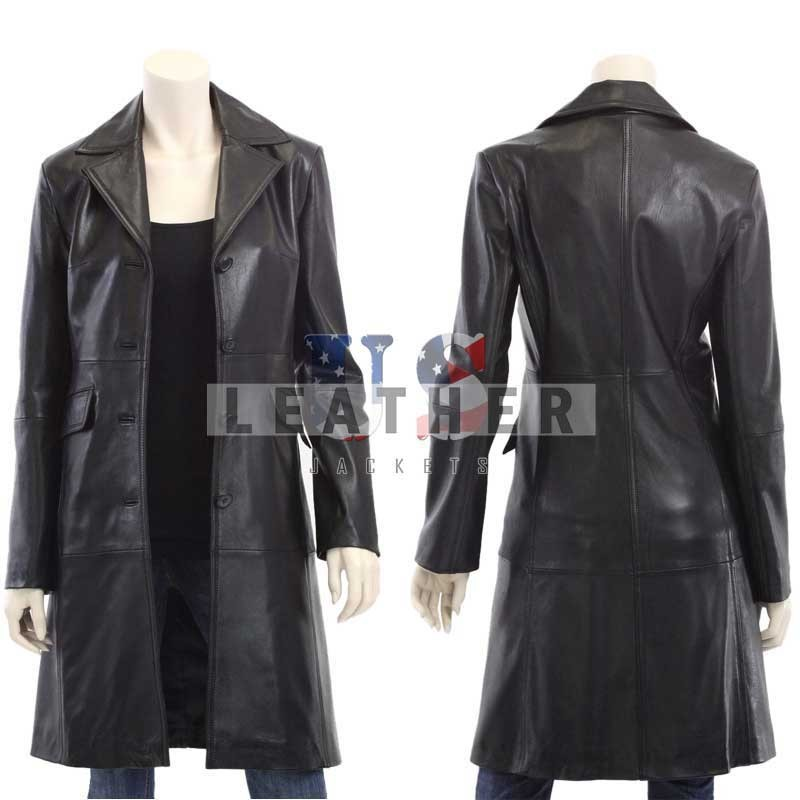 Collection Leather Coat Pictures - Reikian