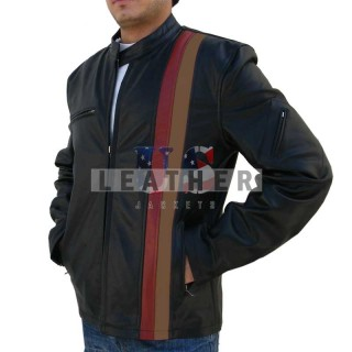 X-Men: The Last Stand Movie Black Leather Jacket