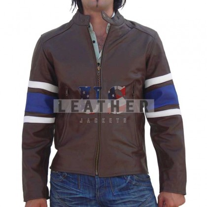 X-MEN 3 The Last Stand Wolverine Leather Jacket