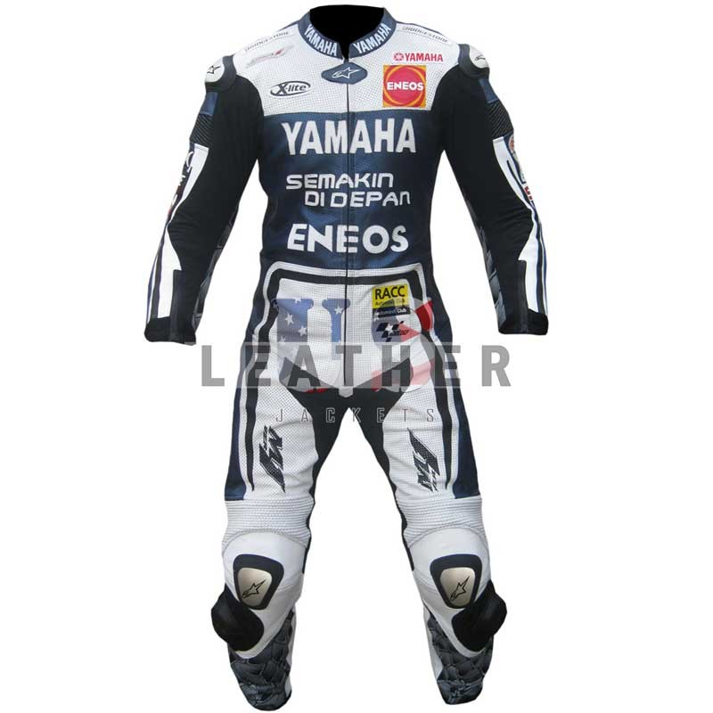racer leather jackets, Jorge Lorenzo 2012 MotoGP Racing Leather Suit,  2012 MotoGP Racing Leather Suit,  genuine leather suit,   Jorge Lorenzo 2012  suit.