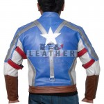 fashion leather jackets, Captain America The First Avenger Movie Leather Jacket ,  Captain America The First Avenger leather jacket,  movies leather jacket,  fashion leather jacket,
