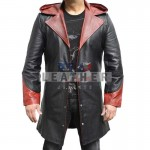 fashion leather jackets, Devil May Cry 5 Dante Leather Coat, devil may cry jacket, devil may cry jacket amazon, devil may cry jacket for sale, devil may cry jacket replica, devil may cry coat dante , dante jacket,dante jacket dmc 5