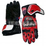 motorcycle leather gloves, safety biker gloves