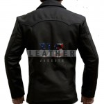 hitman Leather Jacket,  movies leather jacket,  movie replica jackets,  replica movie jackets,  replica movie costumes,  leather jackets movies,  vintage leather clothing,  movie replica clothes