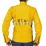 fashion leather jackets, Kill Bill Men movies leather jacket,  movie replica jackets,  replica movie jackets,  film jackets,  movie jackets,  movie leather jackets,  replica movie costumes,  leather jackets movies,  vintage leather clothing,  movie replic
