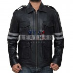 fashion leather jackets, Resident Evil 6 Leather Jacket, Resident Evil 6 costume, game leather jacket, resident evil 6 jacket ebay, resident evil 6 jacket review, resident evil 6 jacket for sale,