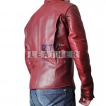fashion leather jackets, Superman Smallville Clark Kent Leather Jacket,  movie replica jackets,  replica movie jackets,  film jackets,  movie jackets,  movie leather jackets,  replica movie costumes