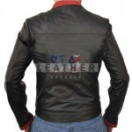 Batman The Dark Knight replica leather jacket,  Christian Bale movies leather jacket,  movie replica jackets,  replica movie jackets,  film jackets,  movie jackets,  movie leather jackets,  replica movie costumes,  leather jackets movies,  vintage leather