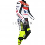 racer leather jackets, Valentino Rossi Honda Repsol Motorcycle Racing Leather Suit, Suzuki Valentino Rossi leather suit, Honda Repsol Leather suit, Repsol racing suit, Honda Repsol leather suit, Motogp racing suit rossi 2005, SBK Motogp replica suit