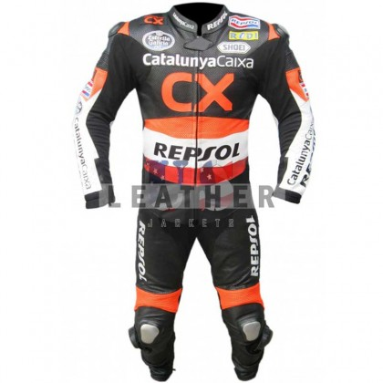 Marc Marquez 2012 CX Repsol Racing Leather Suit