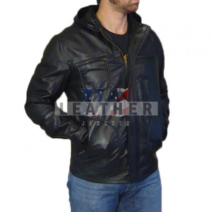 Mission: Impossible 4 Movie Custom Leather Jacket
