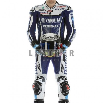 Yamaha Petronas Ben Spies Motorcycle Leather Suit