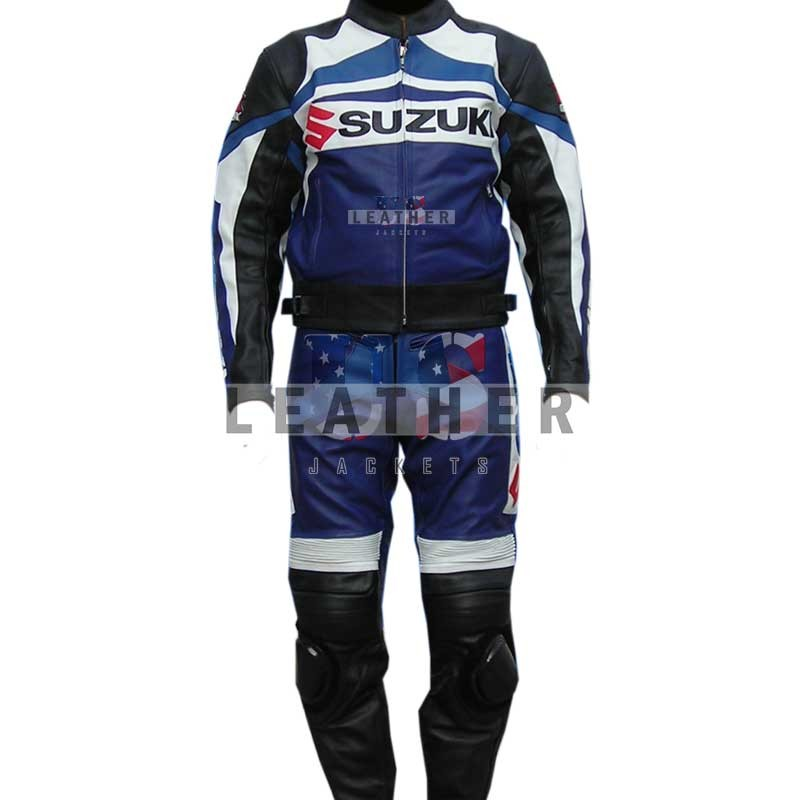 racer leather suits, Suzuki GSXR motorbike suit,  Men motorcycle leather suit,  motorcycle leather suit,  leather suit for men on sale,  motorcycle suit repair,  leather suit care,  track leather suit,  fast track leather suit,  track motorcycle leather